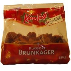 Brunekager