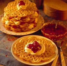 Waffles swedish