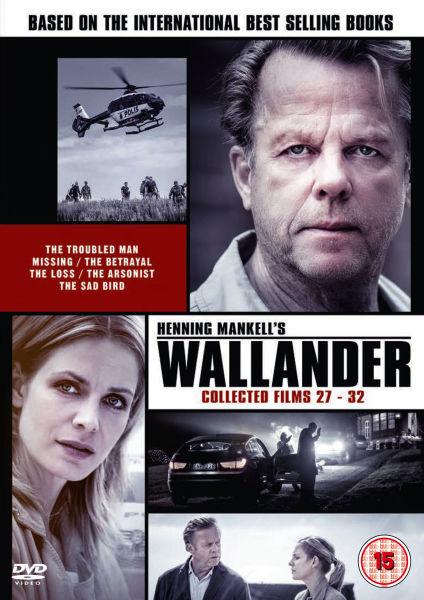 WIN the last ever Wallander series on DVD
